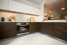 Kitchen Renovation  Henrybuilt White Floors Santa Rosa Beach, FL