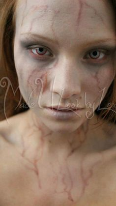 MadeULook by Lex, this girl does some pretty amazing body art/makeup