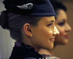 Air New Zealand Cabin Crew...one of the best airlines out there!