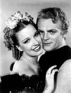 James Cagney with Lily Damita in The Cisco Kid