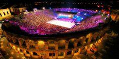 Arena Opera Festival (19 June 2015- 6 September 2015)