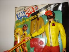 boneco falcon estrela : boneco falcon estrela brazilian gi joe compro seus bonecos