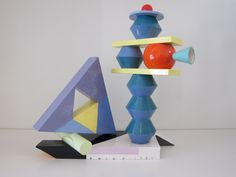 Peter Shire – Teapot (Untitled), 1985