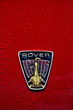 Rover 3500 badge. Rover P6, Car Badges, Hood Ornaments, Automotive Industry, Range Rover, Porsche Logo, Classic Cars, Automobile, Retro