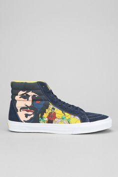 c2d92ca106d08 Vans Sk8-Hi The Beatles Men s Sneaker