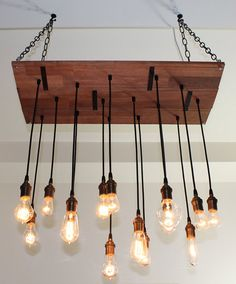 wonder if i could figure this one out? awesome chandelier for a co-ed apartment :)
