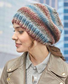 Ravelry: Standby Hat pattern by Sara Kay Hartmann Knitting Patterns Free, Knit Patterns, Free Knitting, Free Pattern, Knitting Ideas, Sewing Patterns, All Free Crochet, Easy Crochet, Knit Crochet