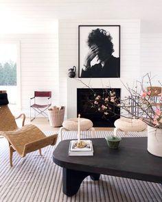 Seven interior designers share their best living room flooring ideas. Living Room Flooring, My Living Room, Casual Living Rooms, Interior Design Minimalist, Contemporary Interior, Stylish Interior, Minimal Design, Modern Design, Deco Design