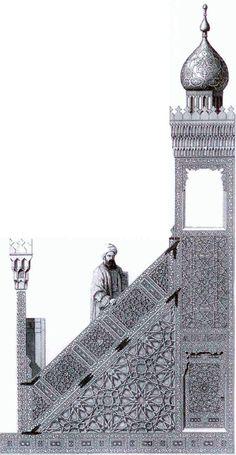 Minbar of the Qaitbai