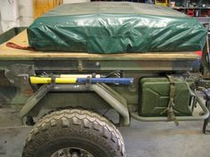 """DIY Off-Road Trailer 