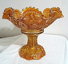 Fenton Carnival Gl Antique Vintage I Want Pinterest  sc 1 st  Best 2000+ Antique decor ideas & Antique Glass Fruit Bowl | Best 2000+ Antique decor ideas