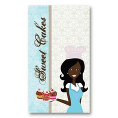 21 best african american business cards images on pinterest african american baker cup cakes business card colourmoves