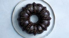 Double Ginger Sticky Toffee Pudding Recipe   Bon Appetit