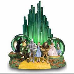 Wizard of Oz figurine