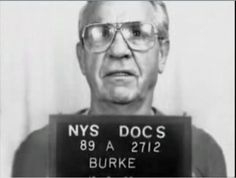 James 'Jimmy the Gent' Burke associate of Henry Hill and Lucchese Crime Family c.1989