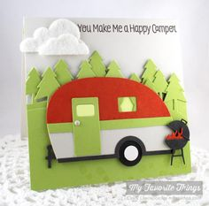 craft paper camper | Previous Image · Slide Show · Next Image »