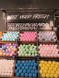 A tour of Lush Oxford Street misswestendgirl.com