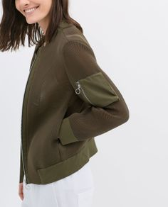 da38e578bafe 27 Best MILITIA images   Bomber jackets, Fashion show, Man fashion