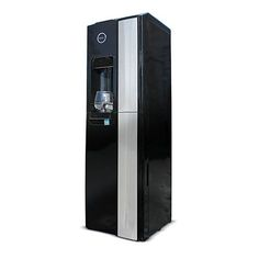 Drinkpod USA 200 Series Bottleless Water Cooler with 4 Filtration Systems - Black