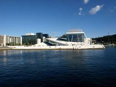NORWAY / NORGE - Oslo, Opera Huset (Opera House)
