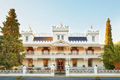 In collaboration with the Anglo-Boer War Museum, the charming Victorian village of Matjiesfontein presents a weekend of activities centered around the Anglo-Boer War of Haunted Hotel, Most Haunted, Victorian Village, Spooky Stories, Hotel Staff, Grand Hyatt, Palace Hotel, Oh The Places You'll Go, First Night