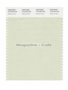 Pantone Smart 12 0106 TCX Color Swatch Card