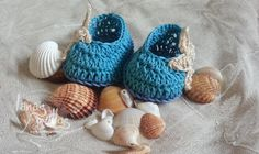 Tutorial Sandalias Bebé Crochet Baby Shoes (English Subtitles)