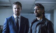 Arrow - Episode 6.05 - Deathstroke Returns - Promo Sneak Peek Promotional Photos & Press Release