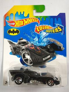 Hot Wheels Batmobile (Color Shifter): Best Price in Malaysia Batman Car, Deadpool And Spiderman, Batman Batmobile, Nananana Batman, Eden Design, Batman Drawing, Backyard For Kids, Hot Wheels Cars, Cool Toys