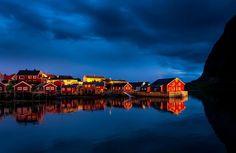 Reine - Lofoten - Norvegia