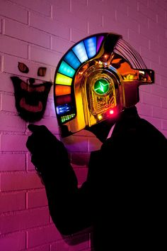 Oh, Daft Punk. How I love thee <3