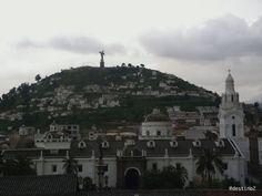 Quito.- Panecillo