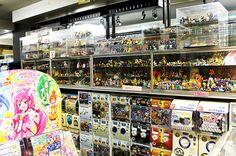 Akihabara Gachapon Kaikan   Akihabara   Visit Japan with Tokyo Otaku Mode