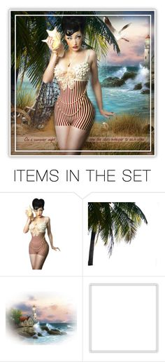 """""""♥ Divine Divas ♥ Lighthouse ♥"""" by necyluv ❤ liked on Polyvore featuring art"""