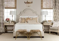 Looking for modern living room ideas with furniture and decor? Explore our beautiful living room ideas for interior design inspiration. Girls Bedroom, Room Ideas Bedroom, Trendy Bedroom, Modern Bedroom, Bedroom Decor, Natural Bedroom, Master Bedrooms, Bedroom Classic, French Master Bedroom