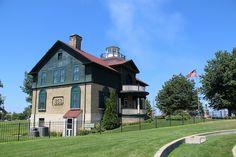 7. Old Michigan City Lighthouse Museum - Michigan City