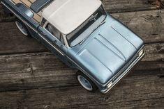 1966 Chevrolet C-10 RC Truck Model Replica