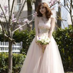 2013 new princess wedding dress
