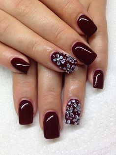 Gel nail designs on Pinterest | Gel Nail Designs, Gel Nails and Hand