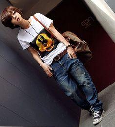 kawaii tomboy