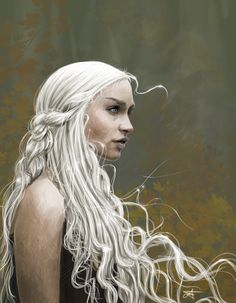 Daenerys Stormborn by MoonlightShadow23 on deviantART