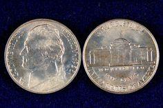 .05 1938 BU Jefferson Nickel
