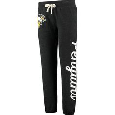 Pittsburgh Penguins G-III 4Her by Carl Banks Women s Scrimmage Pants -  Black Nhl Shop 8c36fcc79