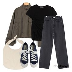 Fall, fashion Kpop Fashion Outfits, Korean Outfits, Retro Outfits, Stylish Outfits, Cool Outfits, Look Fashion, Urban Fashion, 70s Fashion, Fashion Tips