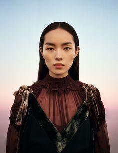 Fei Fei Sun by Ben Toms | Vogue China December 2016