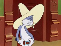 """Mister Comfypants: """"Bugs Bunny Rides Again"""""""