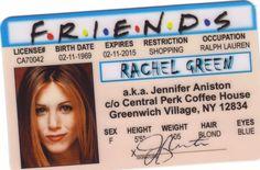 Rachel Green - F.R.I.E.N.D.S