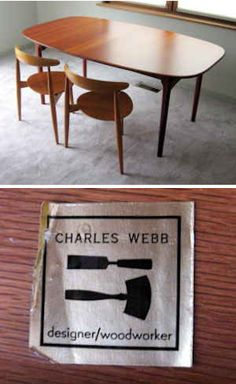 Charles Webb Dining Set Boston Scavenger | Apartment Therapy