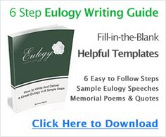 how to write an obituary for a blended family