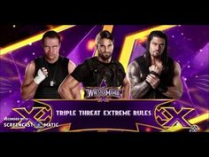 WWE 2K15-Everything Gamez - YouTube